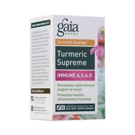 Turmeric Supreme: Immune A.S.A.P.