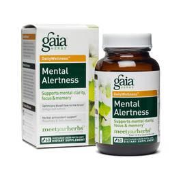 Mental Alertness