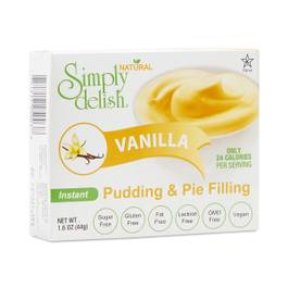 Vanilla Pudding