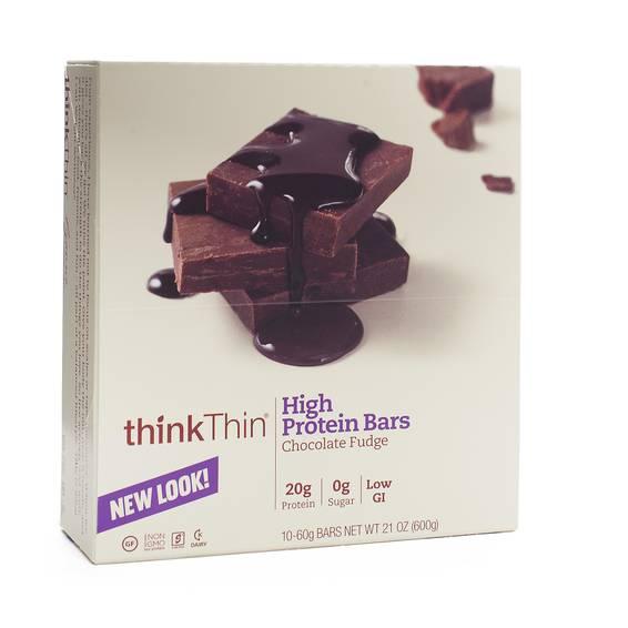 Chocolate Fudge High Protein