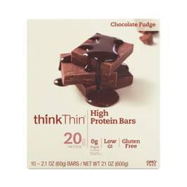 Chocolate Fudge High Protein Bars 10pk