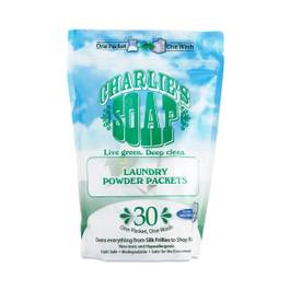 Laundry Powder Packets
