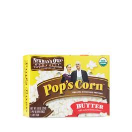 Microwave Butter Popcorn