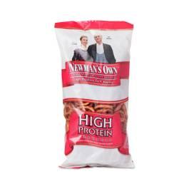 High Protein Pretzels