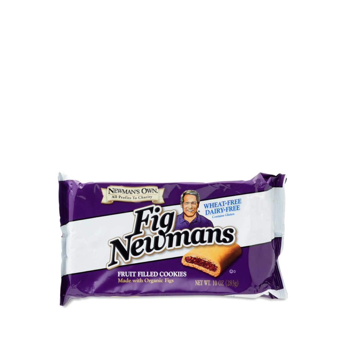 Newman's Own Fig Newmans Wheat Free Dairy Free -- 10 oz