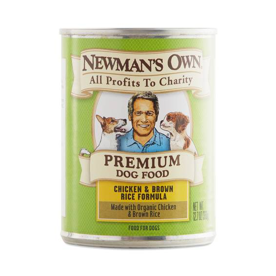 Newman S Own Dog Food  Oz Can