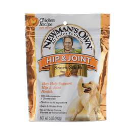 Dog Hip & Joint Snack Sticks, Chicken