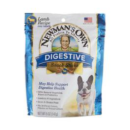 Dog Digestive Care Snack Sticks, Lamb