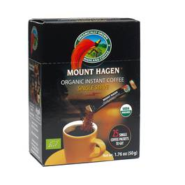 Organic Instant Coffee- Single Serve Sticks