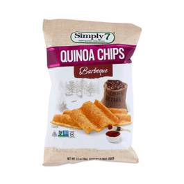 Quinoa Chips Barbeque