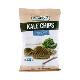 Kale Chips Sea Salt