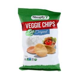 Organic Veggie Chips, Original