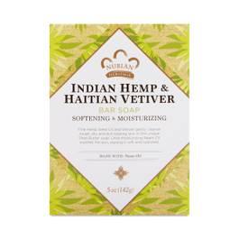 Indian Hemp and Haitian Vetiver Bar Soap