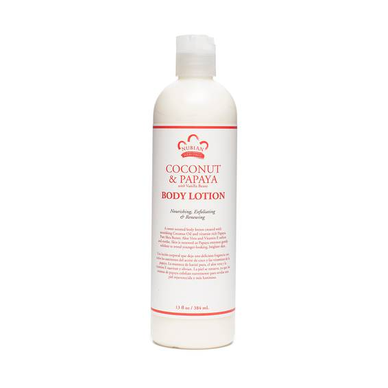 Coconut & Papaya Body Lotion