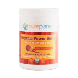 Organic Power Beets Rapid Recovery Fuel