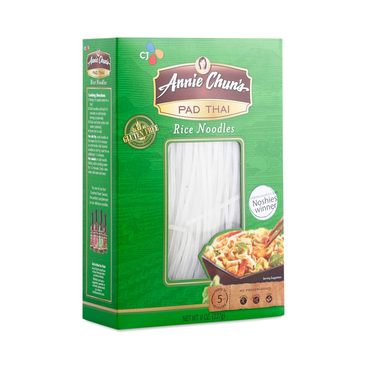 Pad Thai Rice Noodles by Annie Chun's - Thrive Market