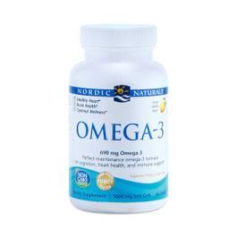 Omega-3, Lemon