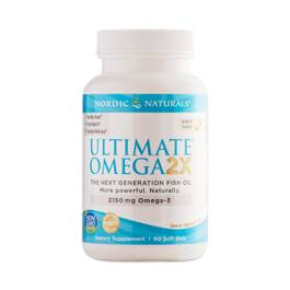 Ultimate Omega 2x, Lemon