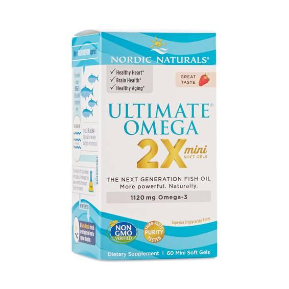 Best Price Nordic Naturals Ultimate Omega  Softgels