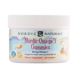 Omega-3 Gummies, Tangerine
