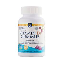 Vitamin D3 Gummies, Wild Berry