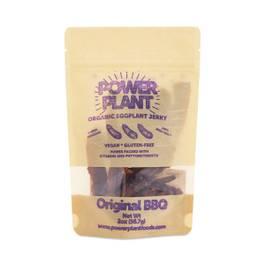 Original BBQ Eggplant Jerky