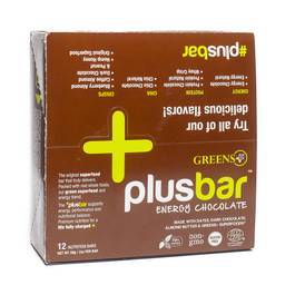 Plusbar Energy Chocolate