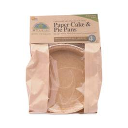 FSC Paper Cake or Pie Baking Pans