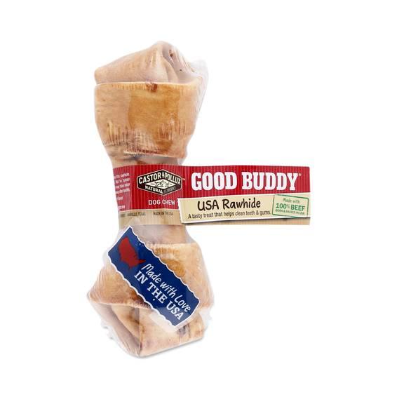 Good Buddy Rawhide Dog Bone Thrive Market