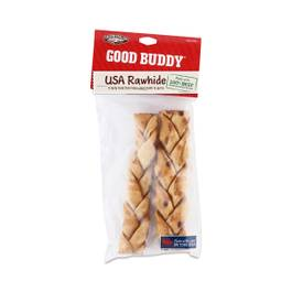Braided Rawhide Sticks