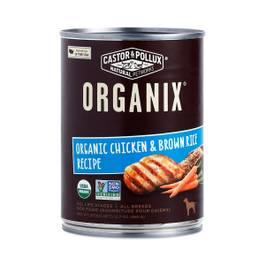 Organix Canned Dog Food