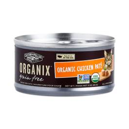 Grain Free & Organic Chicken Paté Cat Food