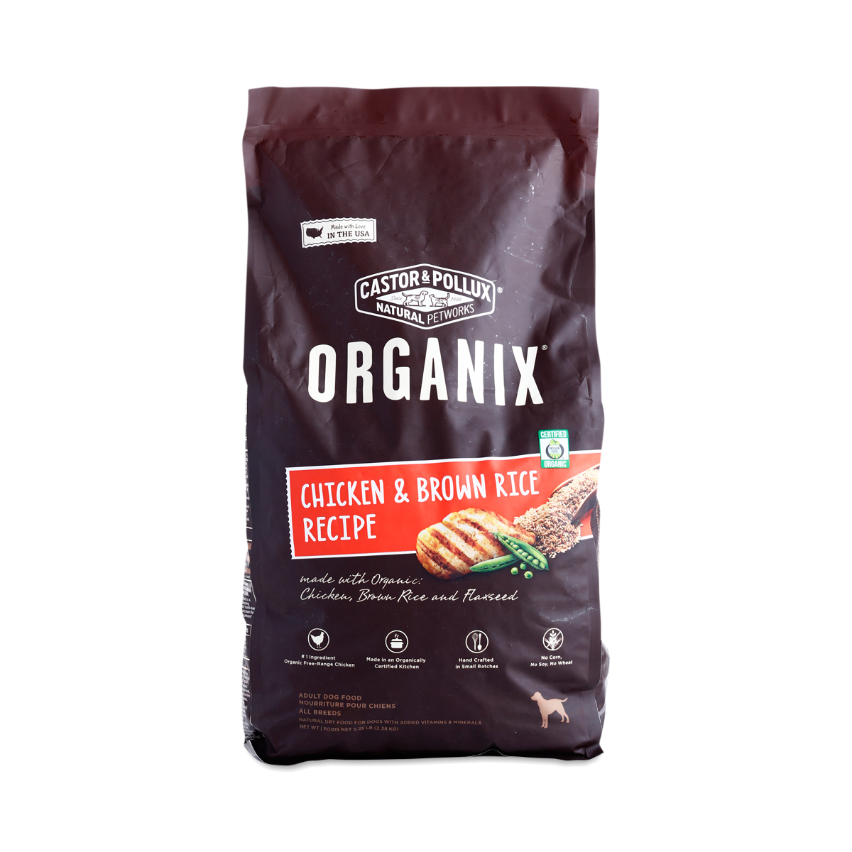 Organix Adult Dog Food by Castor & Pollux - Thrive Market