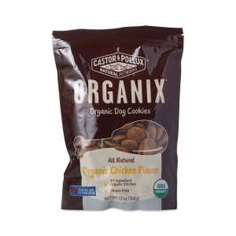 Organix Organic Dog Cookies, Chicken