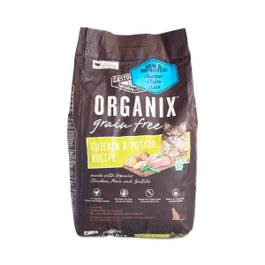 Organix Grain-Free Cat Food