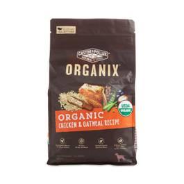 Organix Organic Chicken & Oatmeal Dog Food Recipe