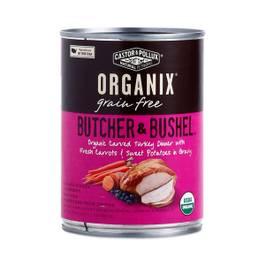 Organix Grain Free Canned Dog Food