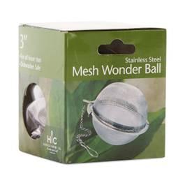 Loose Leaf Mesh Tea Ball Infuser and Strainer