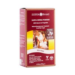 Neutral Henna Hair Coloring Powder
