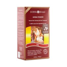 Red Henna Hair Coloring Powder
