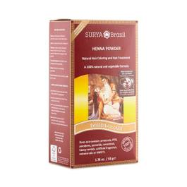 Swedish Blonde Henna Hair Coloring Powder