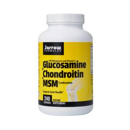 Glucosamine + Chondroitin + MSM Supplement