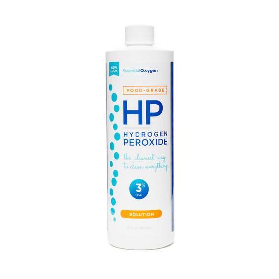 3% Food Grade Hydrogen Peroxide