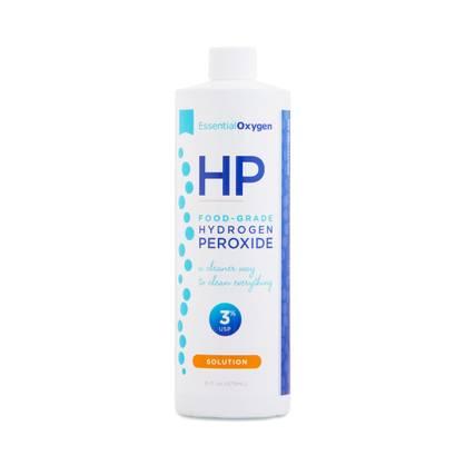 3 Food Grade Hydrogen Peroxide By Essential Oxygen Thrive Market
