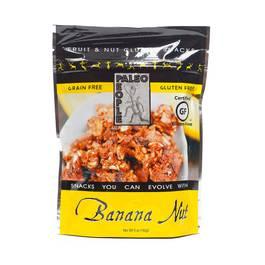 Banana Nut Crunch Gourmet Grain Free Granola Clusters