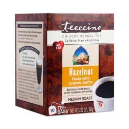 Hazelnut Chicory Herbal Tea