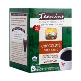 Chocolate Chicory Herbal Tea