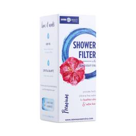Premium Shower Filter System w/ Optional Aromatherapy Ring
