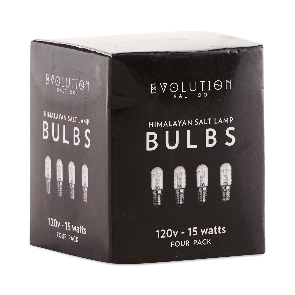 15w Clear Salt Lamp Bulbs by Evolution Salt Co - Thrive Market