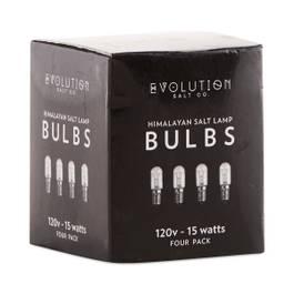 Salt Lamp Bulbs, 15w Clear